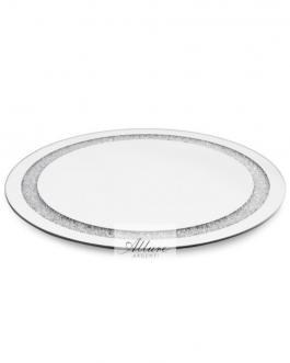 """piatto vassoio cristallo""""ottaviani"""""""