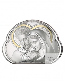 "Icona sacra Famiglia ""nuvola"""