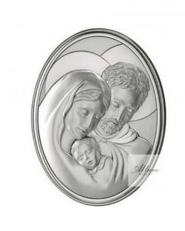 Icona Sacra famiglia 35X25