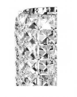 Lampada Ottaviani con cristalli