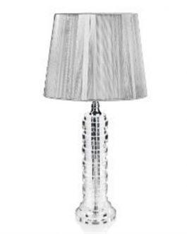 lampada in cristallo sfere
