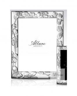 cornice in bilaminato argento varie misure