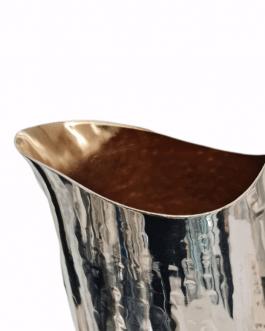 Brocca in trilaminato e interno oro