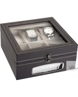 cofanetto porta orologi CABAN 6 pezzi